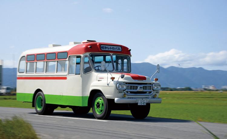 ボンネットバス 執念で探し出した、とっておきの1台 ~1968年式いすずBXD20